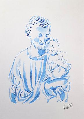 Carte Postale St Joseph