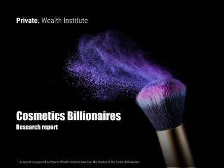Cosmetics Billionaires: COVID test of the beauty industry