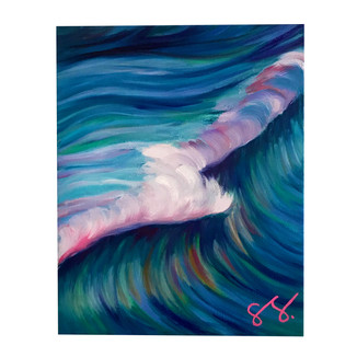 Cotton Candy Wave