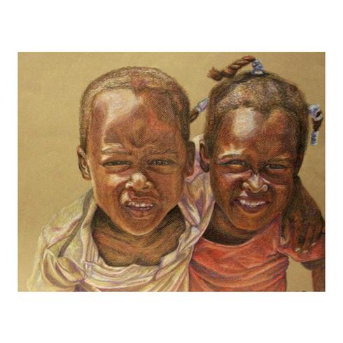 Hatian Children