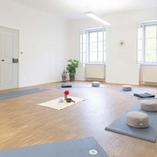 Yoga-, Gruppen- und Bewegungsraum
