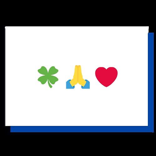 Cartão Emojis
