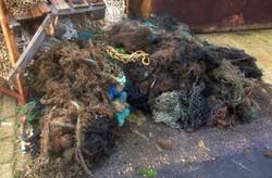 oude visnetten