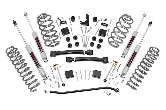"4"" X-Series Suspension Lift kit"