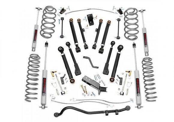 "6"" X-Series Suspension Lift Kit - Premium N3"
