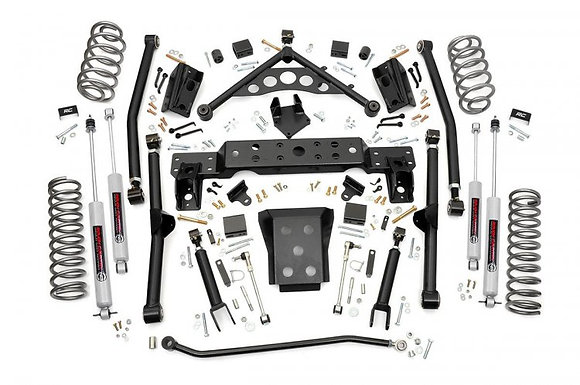 "4"" Long Arm Suspension Lift Kit"