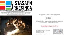 ÁKALL - Listasafn Árnesinga / Art Museum in Hveragerði