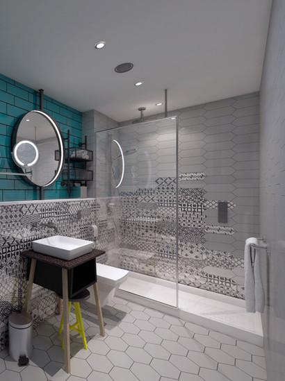 Madchester Bathroom