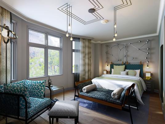 Innovations Bedroom