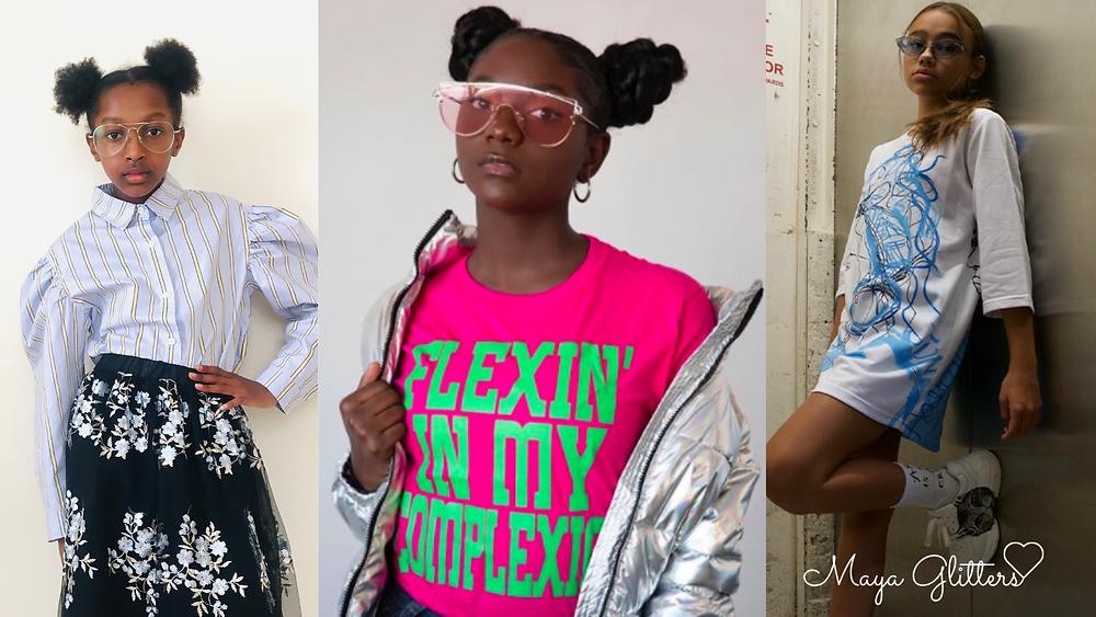 Fashion Designers Maya Glitters