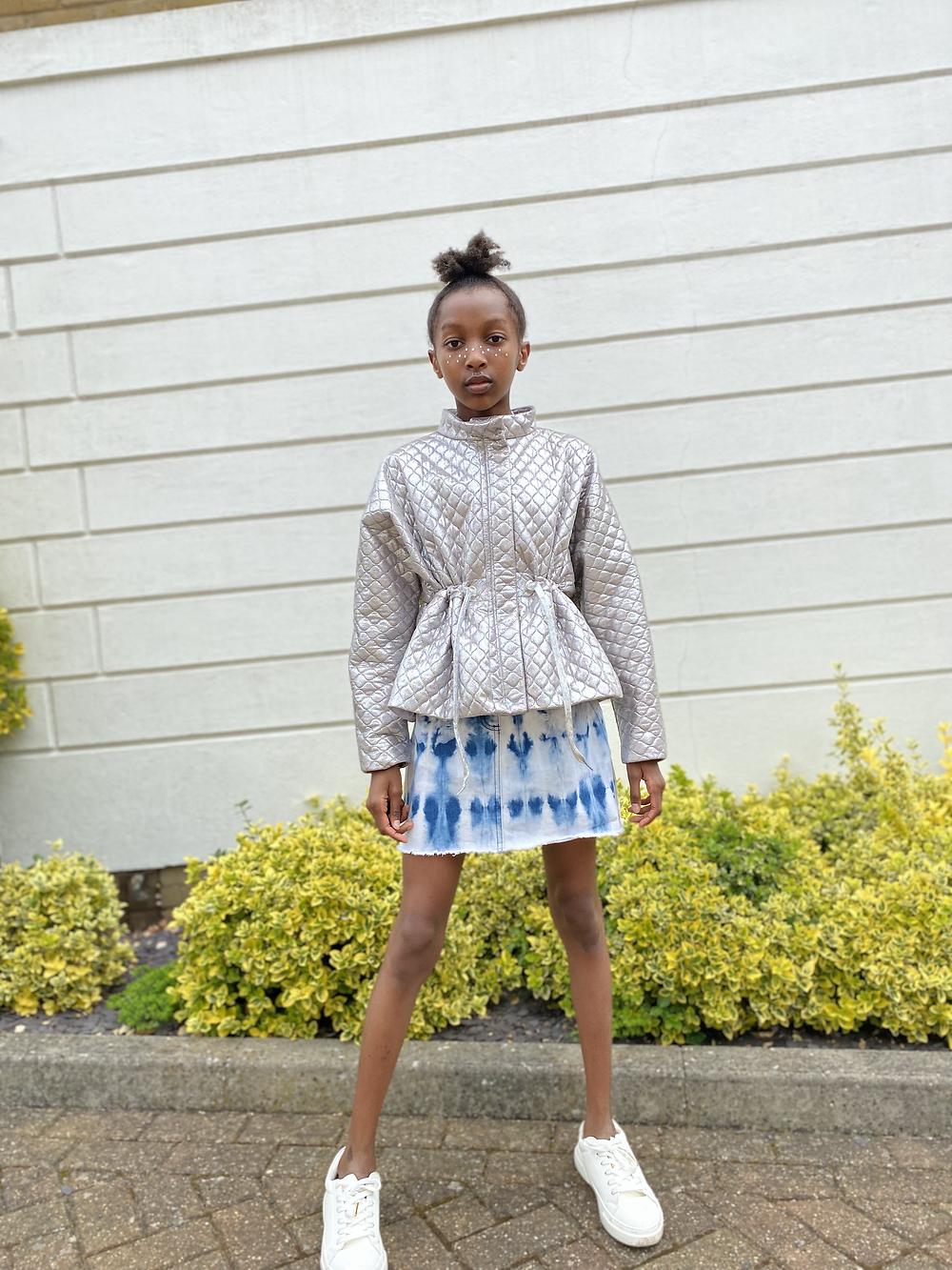 Vivi Design Studio Atari jacket - Maya Glitters Fashion Blog