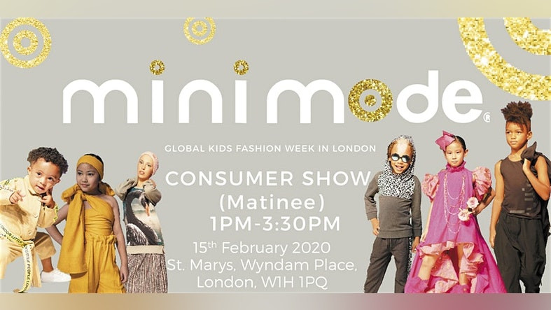 Mini Mode Fashion Show Consumer Show