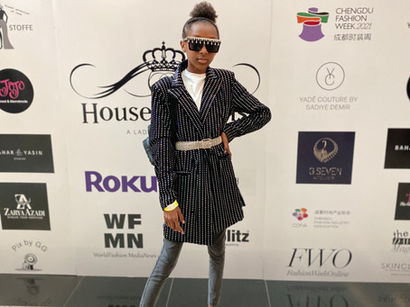 London Fashion Week Day 3 - House Of Ikons Fashion Show