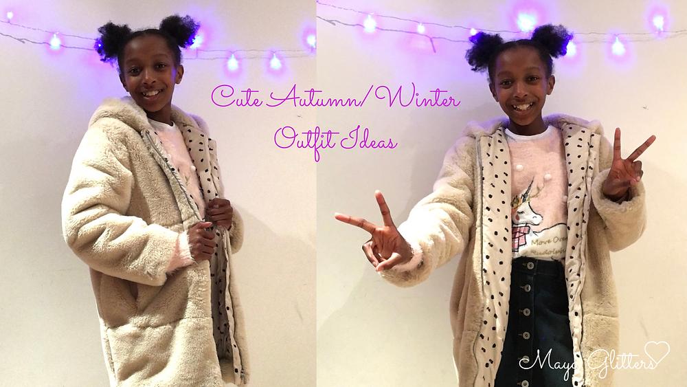 Cute Autumn/Winter Outfit Ideas - Maya Glitters