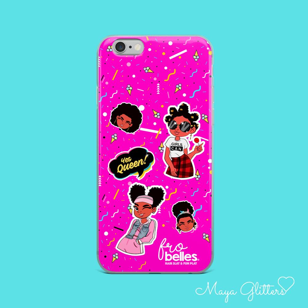 Frobelles Phone Case - Maya Glitters