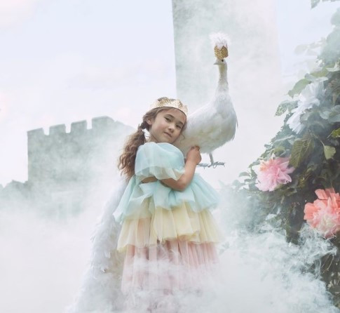 Kids Digital Fashion Week The rendez vous Maya Glitters