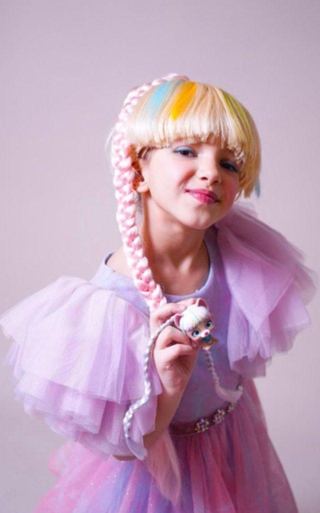 global kids fashion week 2021 mini mode fashion show maya  glitters
