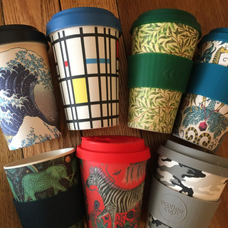 Ecofffee/Museum & Galleries bamboo cups