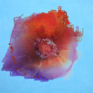 Planetary Flower Red