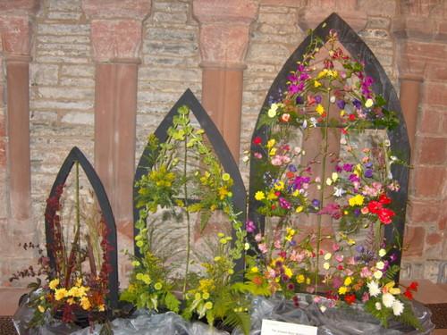 St Magnus Flower Festival