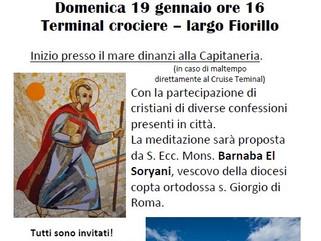 Stella Maris La Spezia - Incontro di preghiera ecumenico