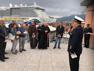 Inaugurazione nuova Stella Maris a La Spezia