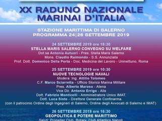 XX RADUNO NAZIONALE MARINAI D'ITALIA