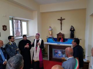 Inaugurazione cappella Stella Maris del porto Milazzo