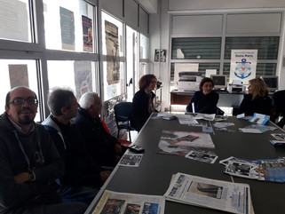 la Stella Maris Taranto incontra gli studenti