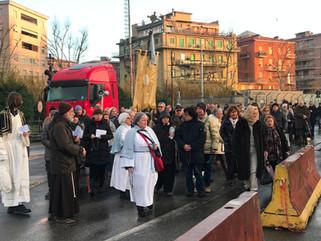 4 gennaio 2020 il pellegrinaggio diocesano mensile