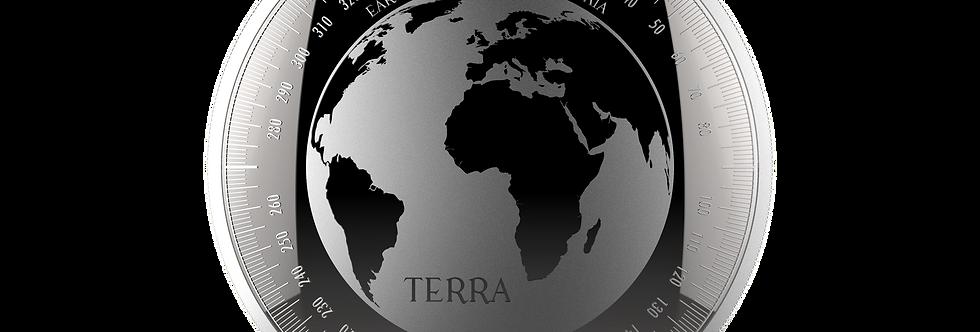 Terra - 1oz 999 Silver