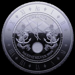 Chronos 2021 Proof-Like - 1oz 9999 Silver