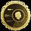 Thumbnail: Vivat Humanitas 2021 Proof-Like - 1oz 9999 Gold
