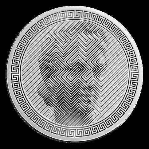 Icon 2020 - 1oz 999 Silver