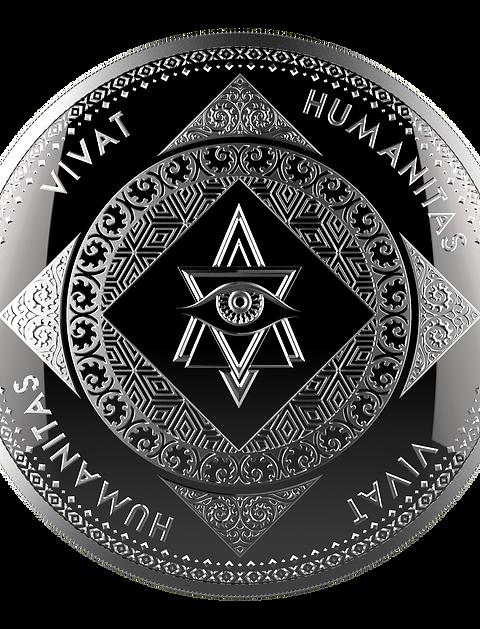 Vivat Humanitas - 1oz 999 Silver
