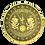 Thumbnail: Chronos 2021 Proof-Like - 1/10oz 9999 Gold