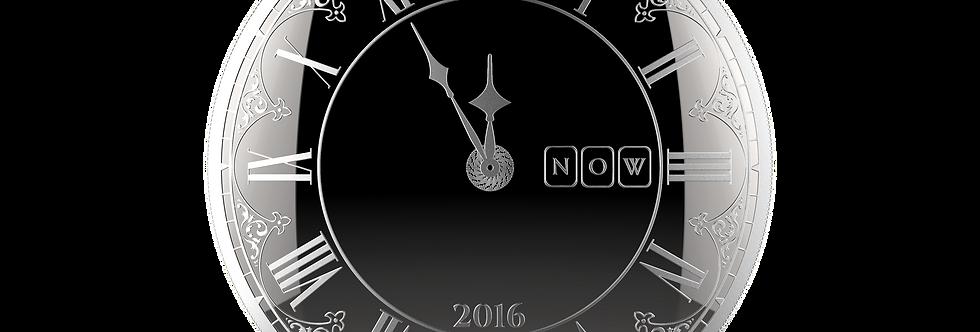 Chronos 2016 - 1oz 999 Silver