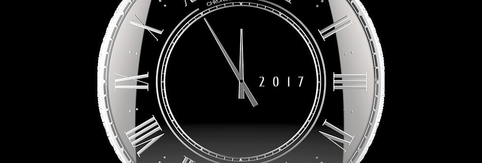 Chronos 2017 - 1oz 999 Silver
