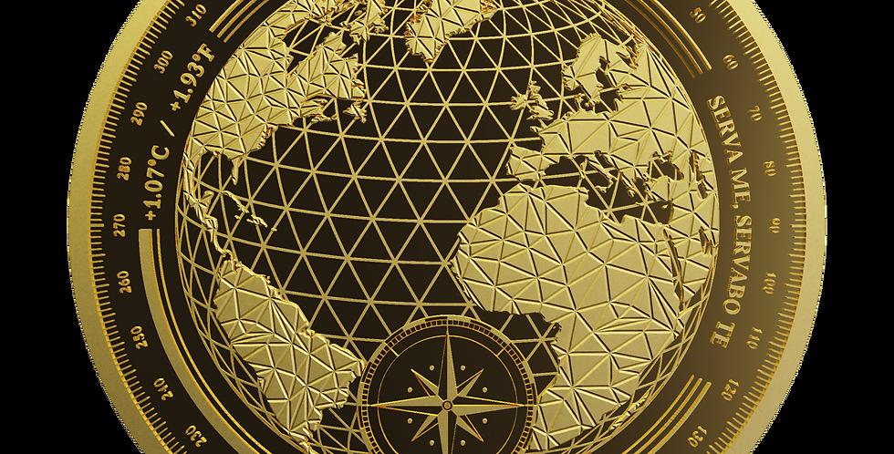 Terra 2021 Proof-Like - 1/10oz 9999 Gold