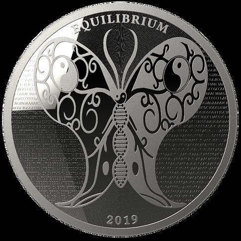 Equilibrium 2019 - 1oz 999 Silver