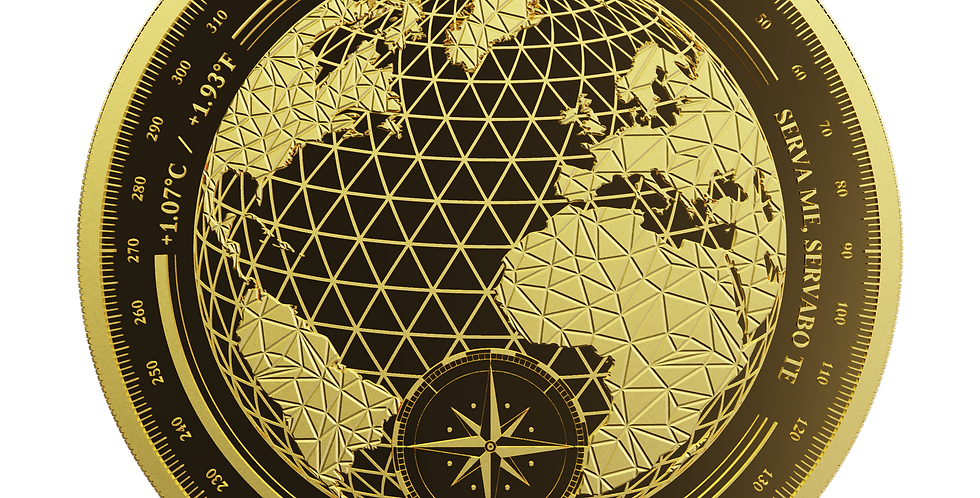 Terra 2021 Proof-Like - 1oz 9999 Gold