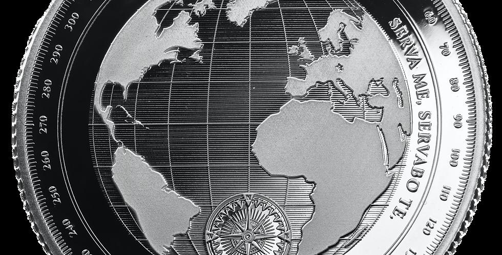 Terra 2020 - 1oz 999 Silver