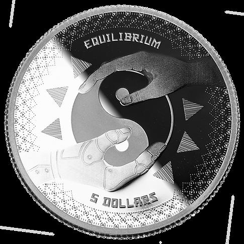 Equilibrium 2020 - 1oz 999 Silver