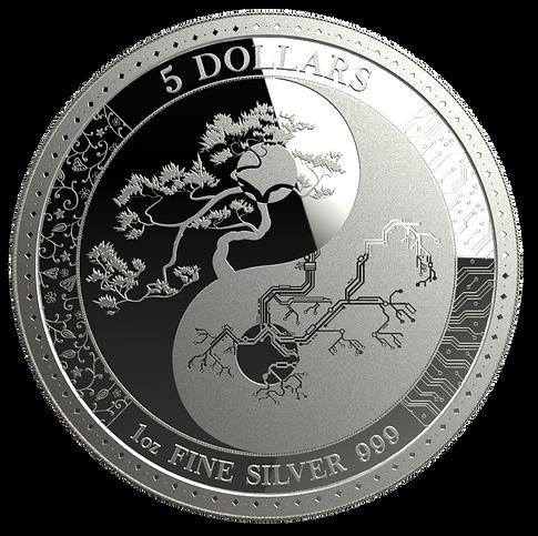 Equilibrium 2018 - 1oz 999 Silver