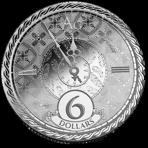 Chronos 2020 - 1oz 999 Silver
