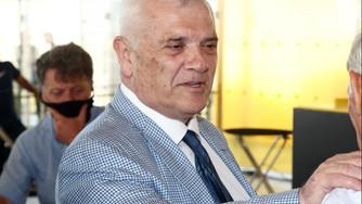 """Μελισσανίδης σε Τσιγκρίνσκι: Η πόρτα της ΑΕΚ πάντα ανοικτή για σένα"""""""
