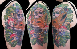 kaye's forest kitsune