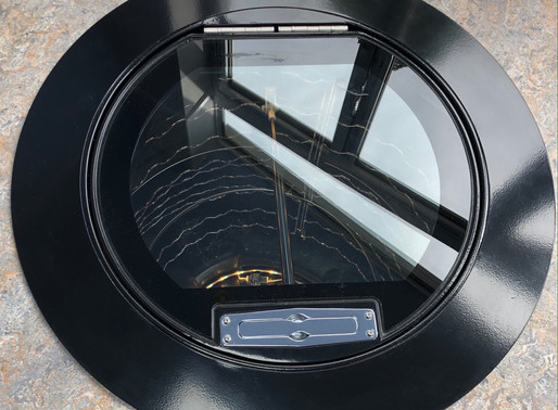 Recently Installed Wine Cellar Pod ready to stock