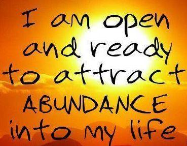 Create a Mentality of Abundance