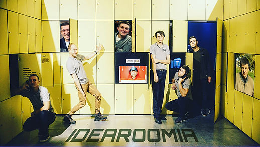 Команда IDEAROOMIA